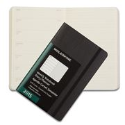 Moleskine - 2015 Weekly Notebook Softcover Pocket Blk Diary