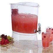 Palm Beach - Oliver Acrylic Beverage Dispenser 11L