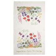 Susie Crooke - Meadows Tea Towel