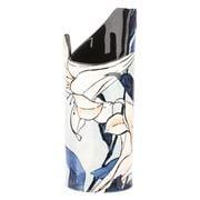 Silhouette d'Art - Hokusai Lilies Vase