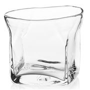 Sempre - Amedeo Small Clear Vase