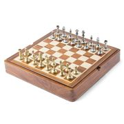 Italfama - Golden Rosewood Chess Set