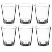 Independence Studios - Aqua Glow Shot Glass Set 6pce