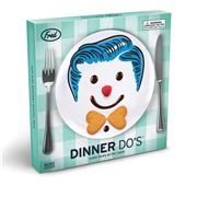 Fred - Dinner Do's Boys Plate Set 3pce