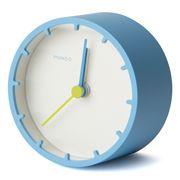 Mondo - Tock Blue Alarm Clock