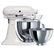 KitchenAid - KSM160 White Stand Mixer