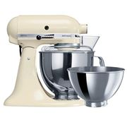 KitchenAid - KSM160 Almond Stand Mixer