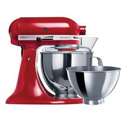 KitchenAid - KSM160 Empire Red Stand Mixer