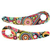 Wishbone - Recycled Edition Bike Sticker Paisley Set 2pce