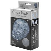 Games - 3D Crystal Jigsaw Puzzle Skull