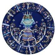 iittala - Taika Flat Plate Blue 27cm