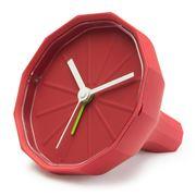 Lexon - Babylon Red Alarm Clock