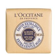 L'Occitane - Shea Butter Milk Soap Bar 100g