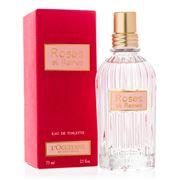 L'Occitane - Roses et Reines Eau de Toilette 75ml