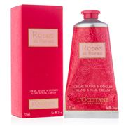 L'Occitane - Roses et Reines Hand & Nail Cream 75ml