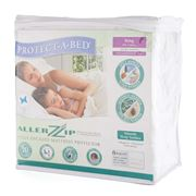 Protect-A-Bed - AllerZip Terry Towel King Mattress Protector
