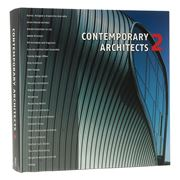 Book - Contemporary Architects 2