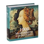 Book - 1000 Masterpieces of European Painting