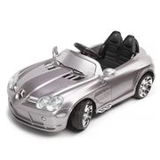 Mercedes - SLR 722 Silver 12V Electric Sports Car