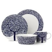 Royal Doulton - Fable Blue Tree Dinner Set 16pce