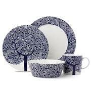 Royal Doulton - Fable Blue Tree Dinner Set 16pce