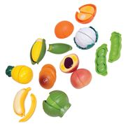 Redbox - Peelable Fruit & Vegetables Set