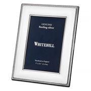 Whitehill - Sterling Silver Bead Frame 9x13cm