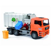 Bruder - Man TGA Side Loading Garbage Truck