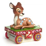 Disney - Bambi-Age 2 Carriage Figurine