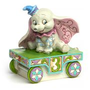 Disney - Dumbo-Age 3 Carriage Figurine