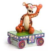 Disney - Tigger-Age 4 Carriage Figurine