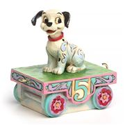 Disney - Lucky-Age 5 Carriage Figurine