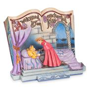 Disney - Enchanted Kiss Sleeping Beauty Book Figurine