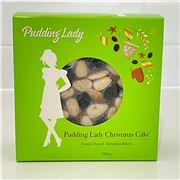Pudding Lady - Traditional Christmas Cake 700g