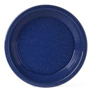 Falcon - Speckled Blue Enamel Pie Plate