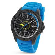 VR|46 By TW Steel - VR6 45mm Watch with Blue Strap