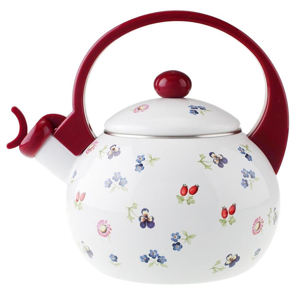 Electric Kettle Made In Germany ~ New v b petite fleur stovetop tea kettle ebay