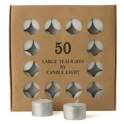 Candlelight Co - Large Tealight Set 50pce