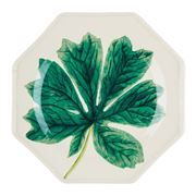 Oscar de la Renta - May Apple Leaf Salad Plate