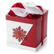 Boz Christmas - Christmas Cafe Triple Choc Fudge Cookie Box