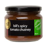 Tasmanian Gourmet Kitchen - Bill's Spicy Tomato Chutney