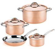 Ruffoni - Symphonia Cupra Cookware Set 4pce