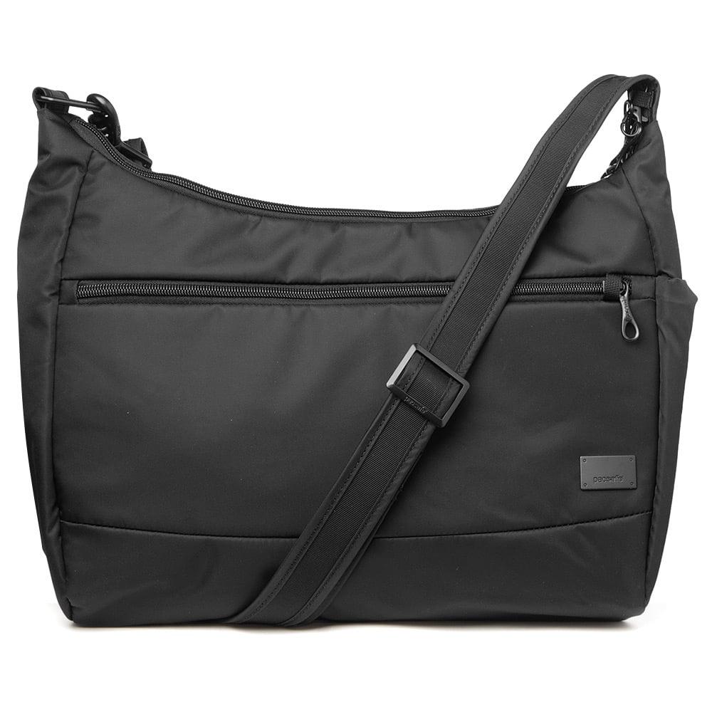 23c44c4cca61 Pacsafe - Citysafe CS200 Anti-Theft Handbag Black
