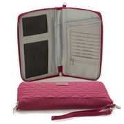 Pacsafe - W250 Cranberry RFID Blocking Travel Organiser