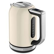 KitchenAid - Artisan KEK1722 Almond Cream Electric Kettle