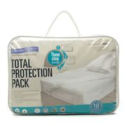 Protect-A-Bed - Total King Sized Protection Pack