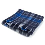 St Albans - Mohair Inkwell Throw Rug