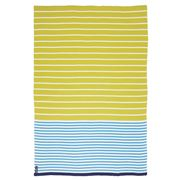 St Albans - Cotton Throw Rug Summer