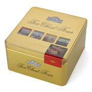 Ahmad Tea - Tea Chest Four Caddy