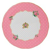 Royal Albert - Cheeky Pink Cake Plate